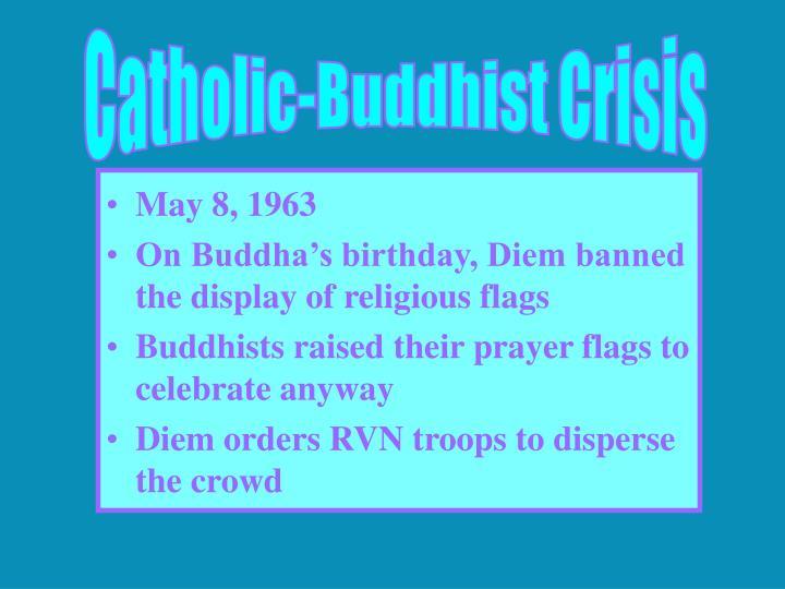 Catholic-Buddhist Crisis