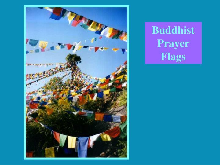 Buddhist Prayer Flags