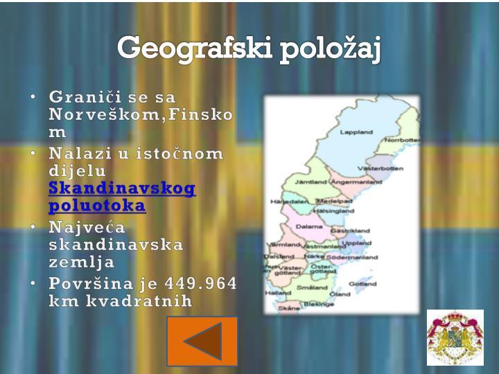 Geografski položaj
