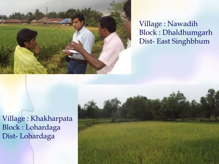 Village : Nawadih