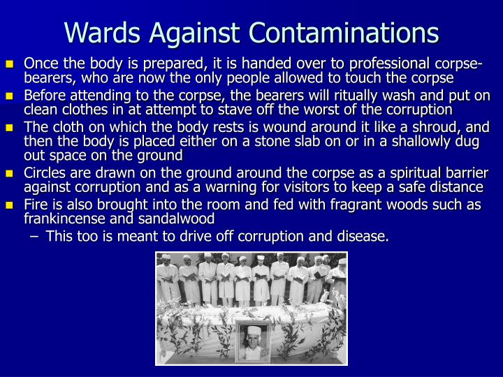 Wards Against Contaminations