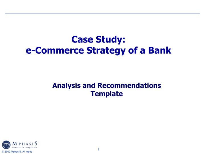 yes bank case study analysis