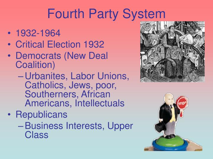 Fourth Party System