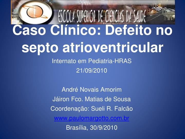 Internato em Pediatria-HRAS