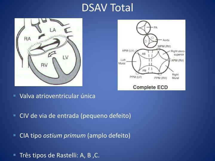 DSAV Total