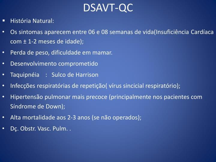 DSAVT-QC