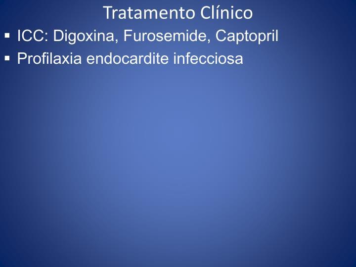 Tratamento Clínico