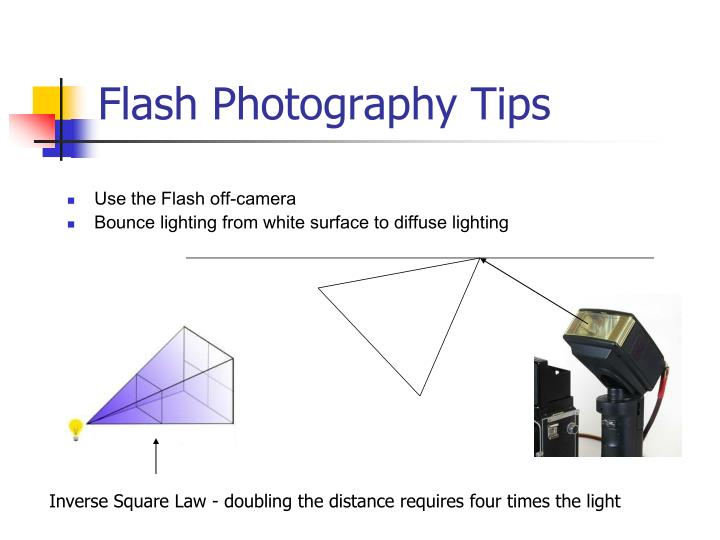 Use the Flash off-camera