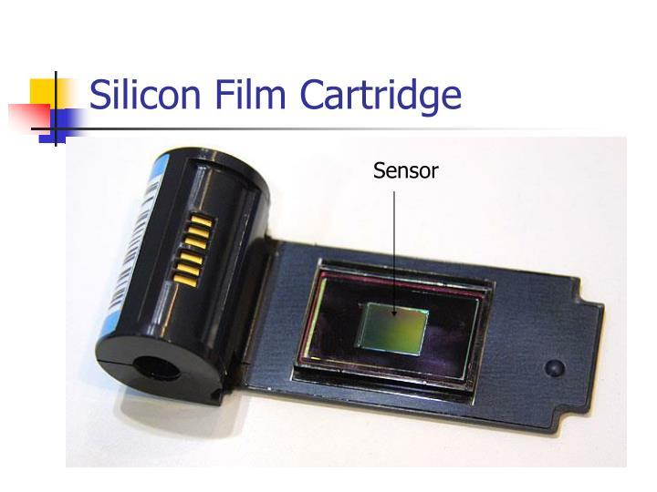Silicon Film Cartridge
