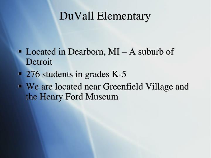 DuVall Elementary