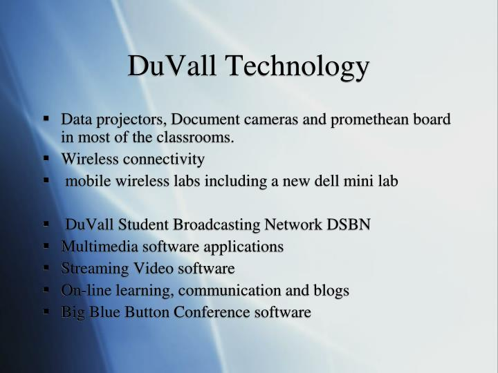DuVall Technology
