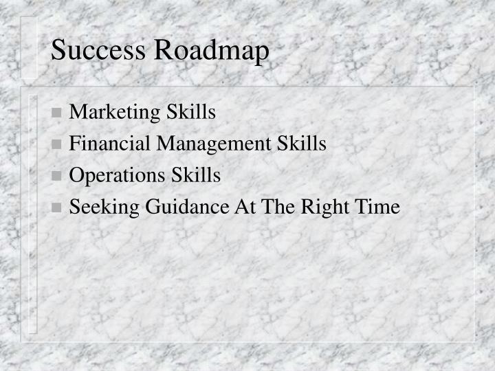 Success Roadmap