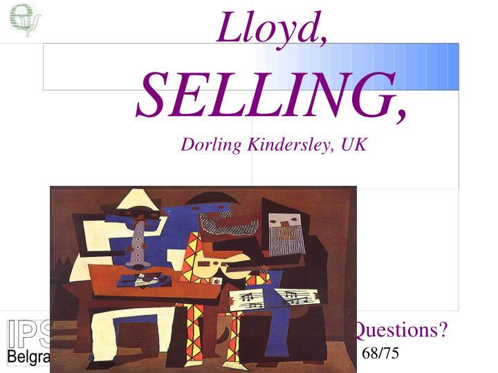 Lloyd,