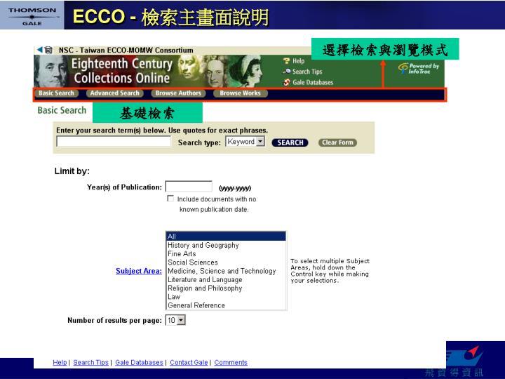 ECCO -