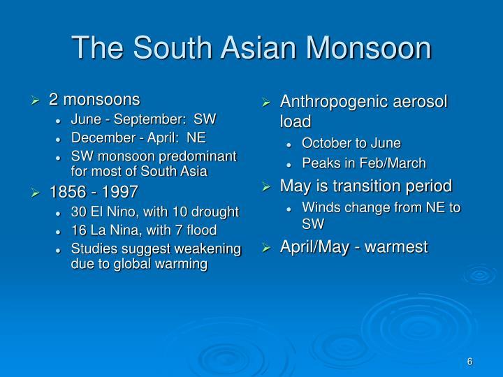 2 monsoons