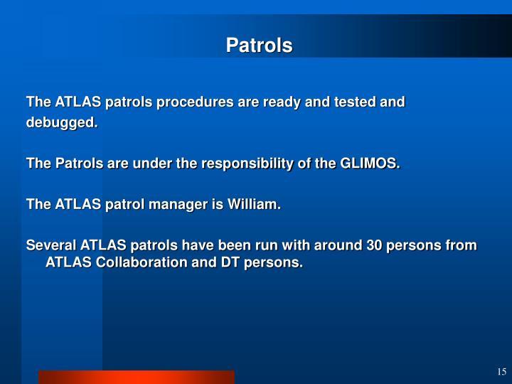 Patrols