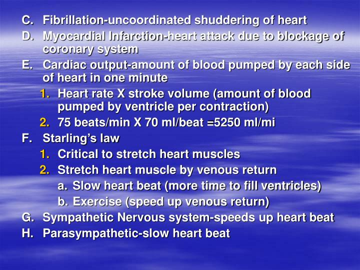 Fibrillation-uncoordinated shuddering of heart