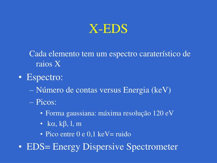 X-EDS