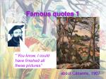 famous quotes 1