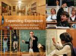 expanding expression