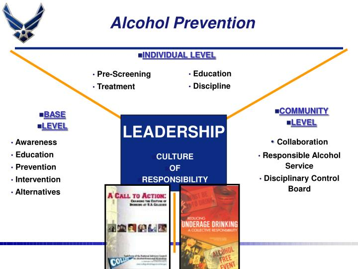 Alcohol Prevention
