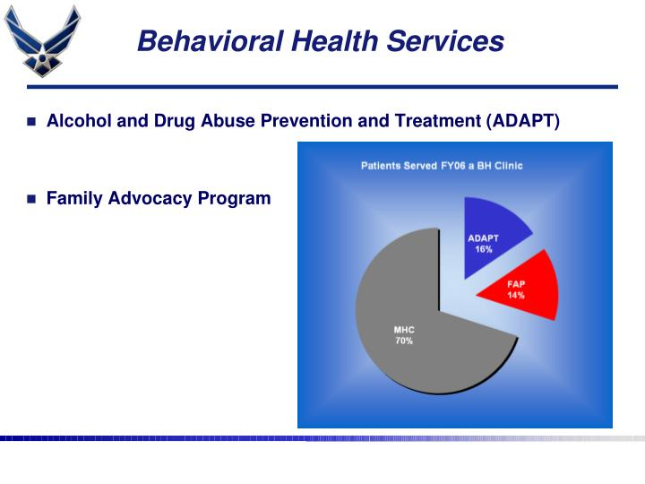 Behavioral Health Services