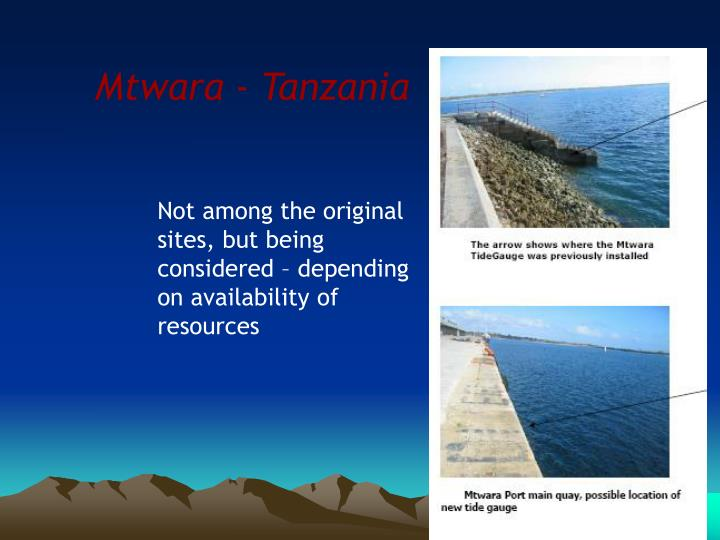 Mtwara - Tanzania