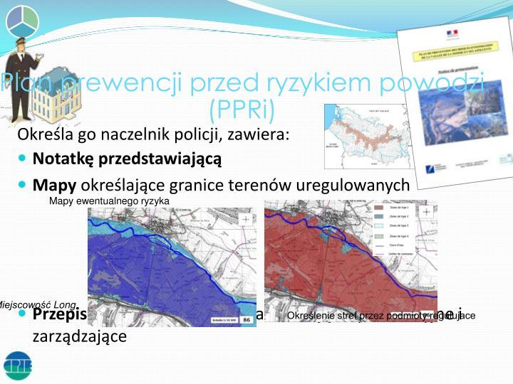 Plan prewencji przed ryzykiem powodzi (PPRi