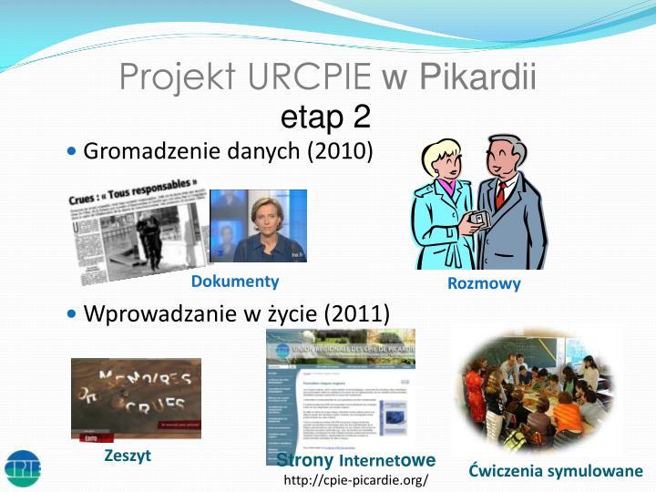 Projekt URCPIE
