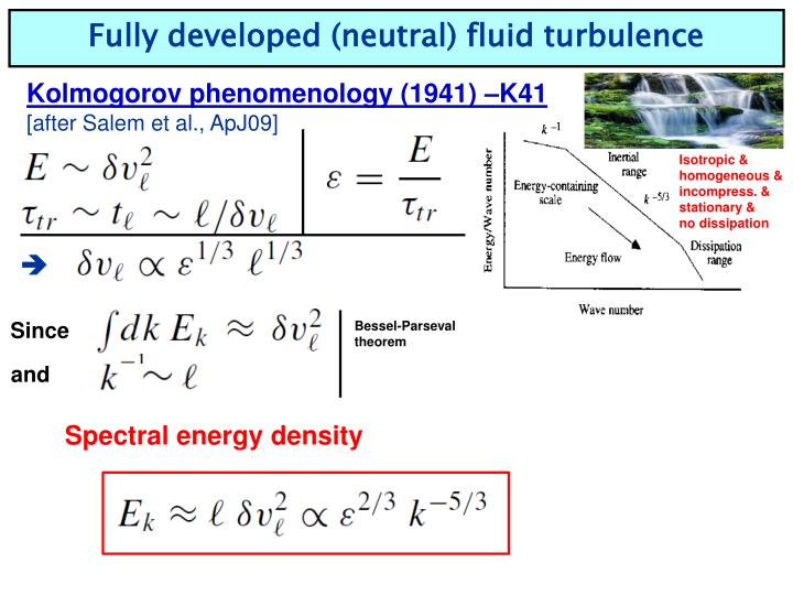Fully developed (neutral) fluid turbulence