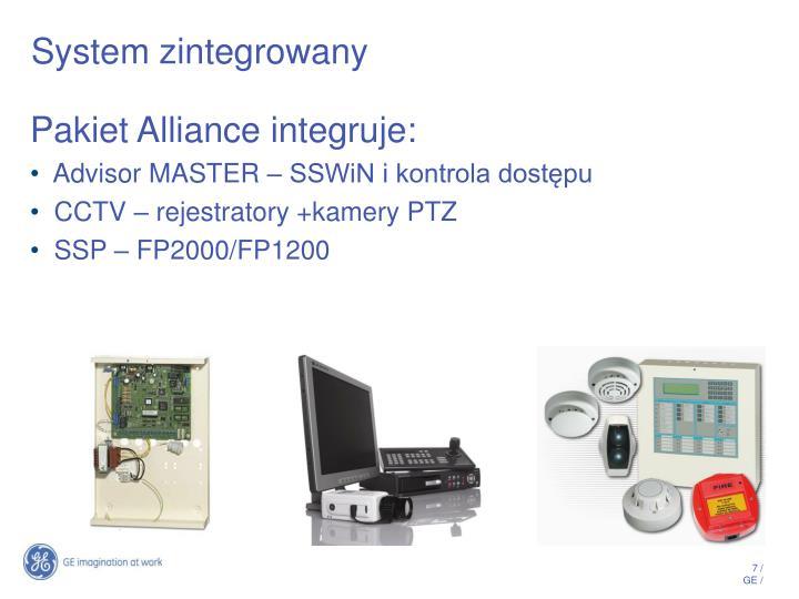 System zintegrowany