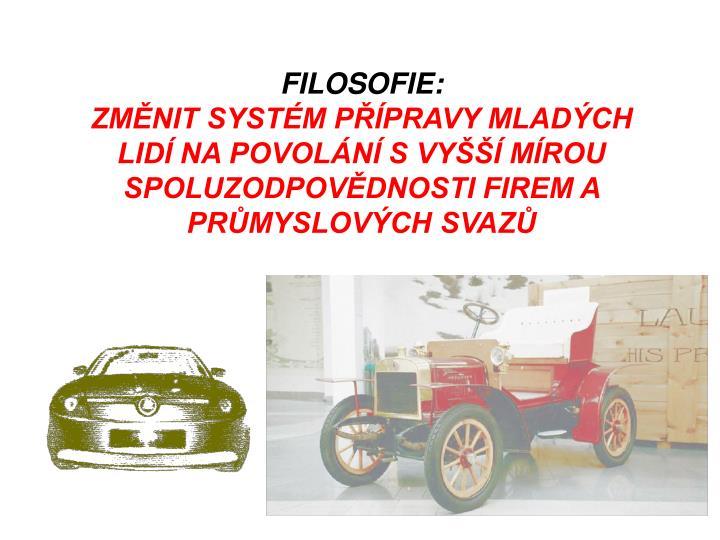 FILOSOFIE: