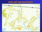 grid cell representation