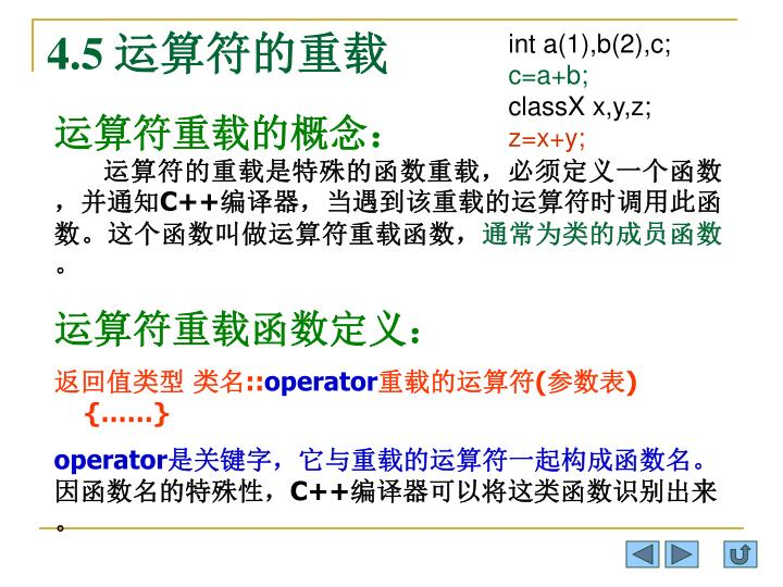 int a(1),b(2),c;