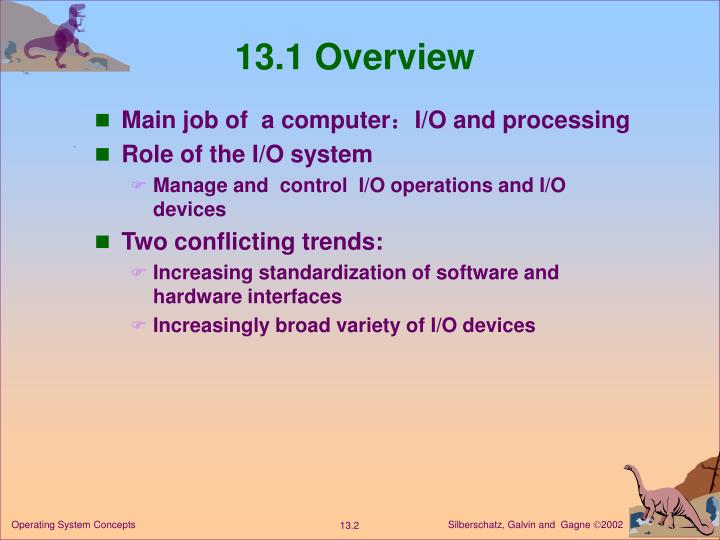 13 1 overview