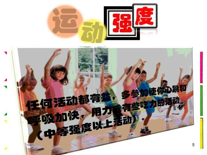 运动强度可以用脉搏来衡量。