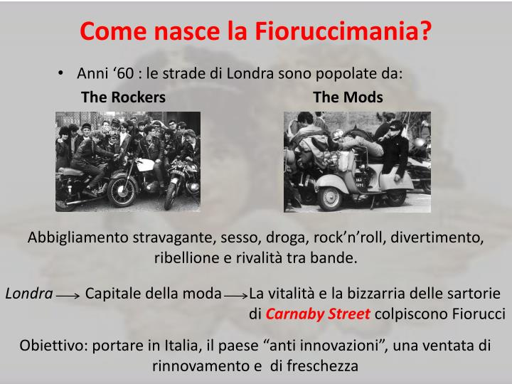 Come nasce la Fioruccimania?