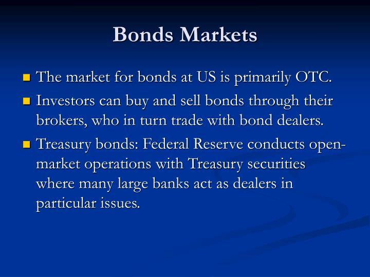 Bonds Markets