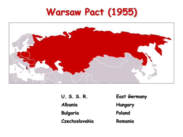Warsaw Pact (1955)