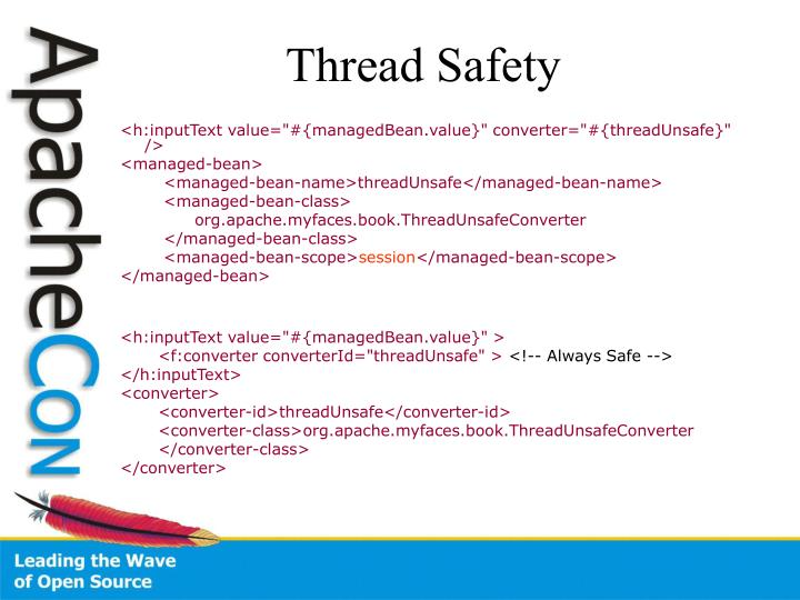 Thread Safety