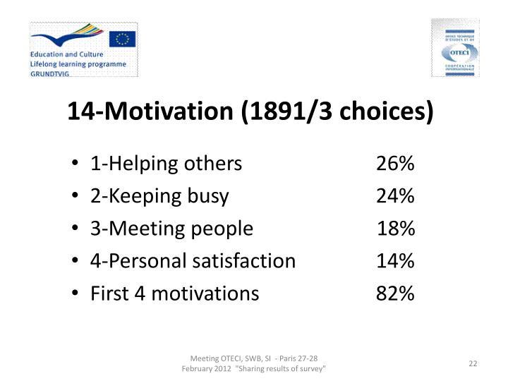 14-Motivation (1891/3 choices)