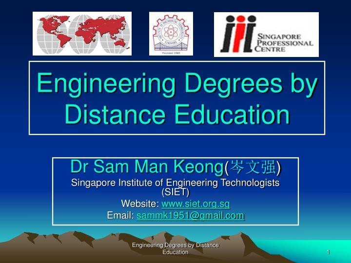 Distance Learning Dissertation Degree