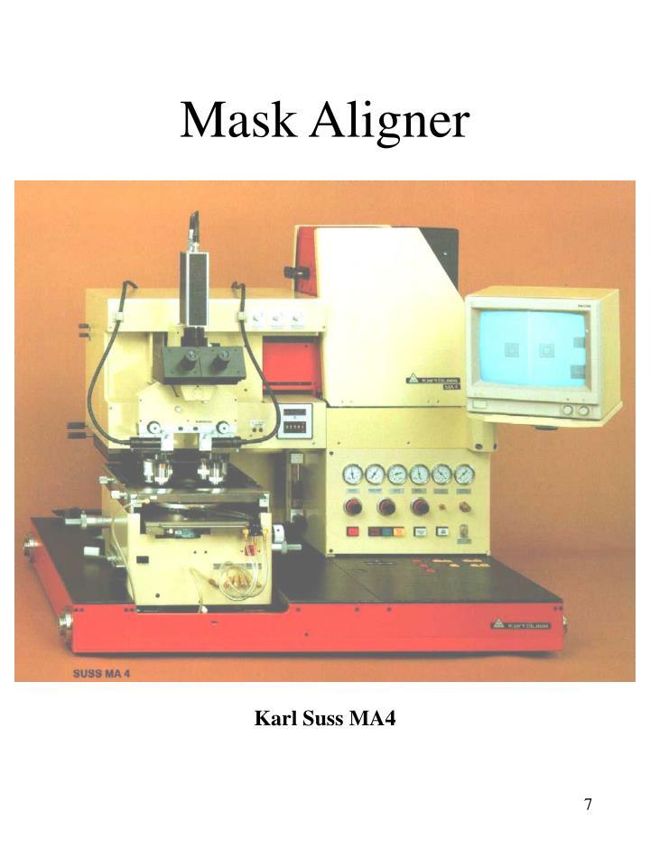 Mask Aligner