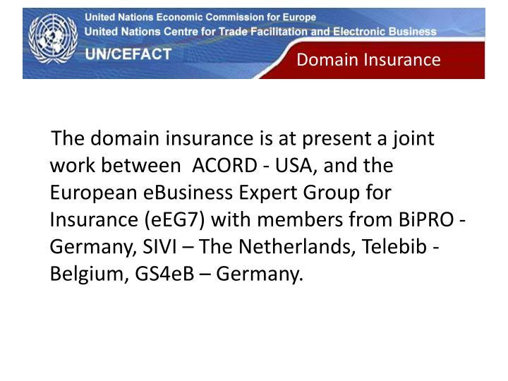 Domain Insurance