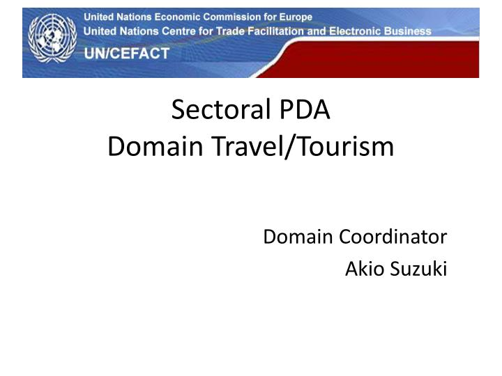 Sectoral PDA