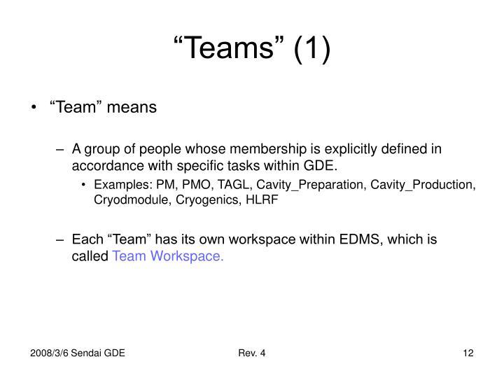 """""""Teams"""" (1)"""