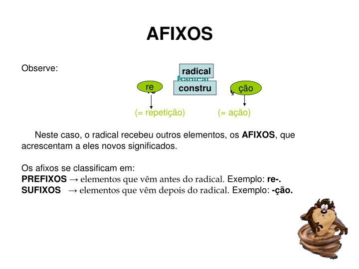 AFIXOS