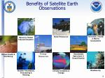 benefits of satellite earth observations