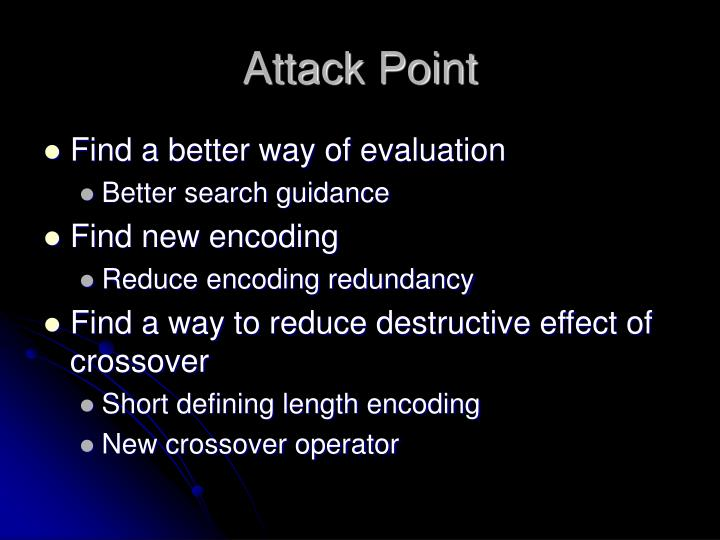 Attack Point