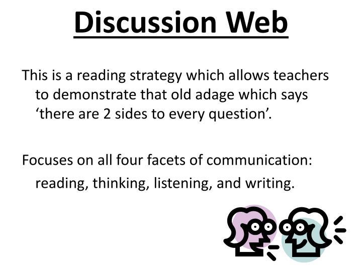 Discussion Web